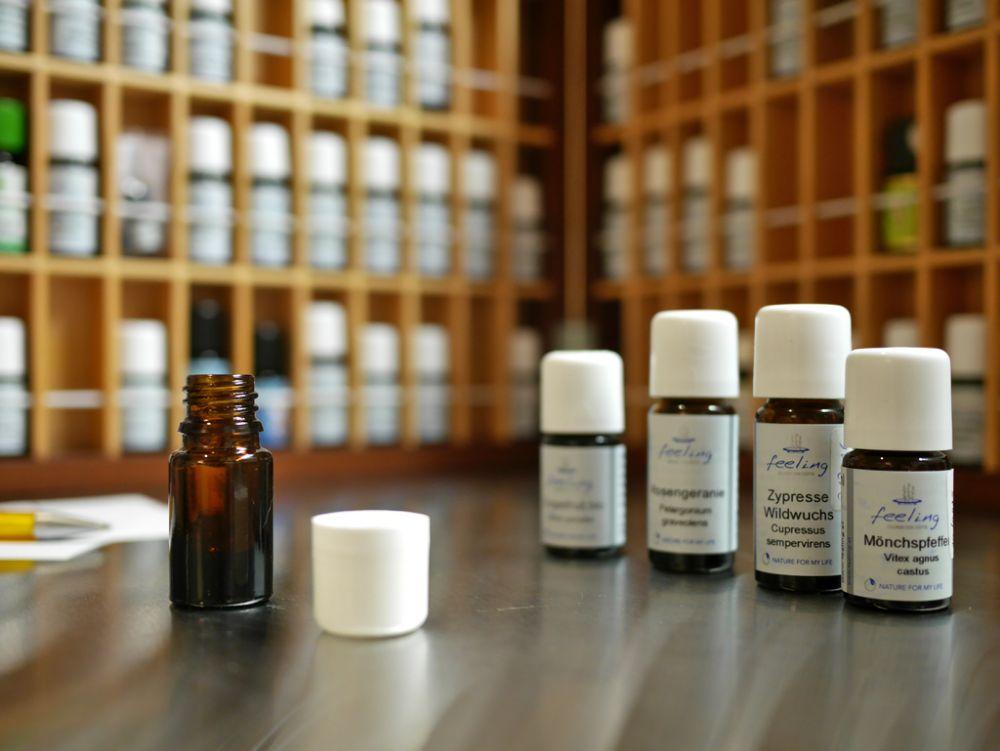 Erstellung Aromamischung